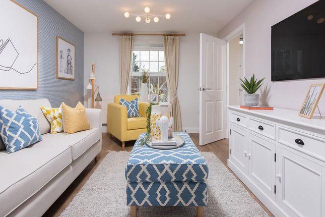 """4 bed detached house for sale in """"Ingleby"""" at Lightfoot Lane, Fulwood, Preston PR4"""
