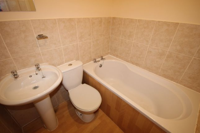 Bathroom of 5A Duff Street, Macduff AB44