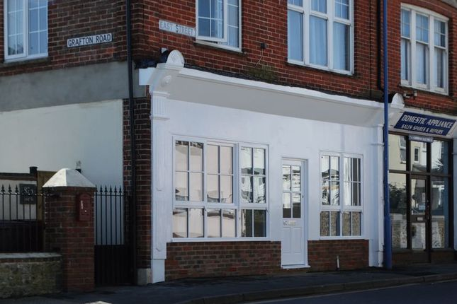 Thumbnail Flat for sale in East Street, Selsey, Chichester