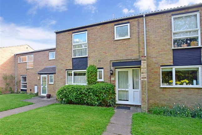 Thumbnail Terraced house for sale in Manor Forstal, New Ash Green, Longfield, Kent