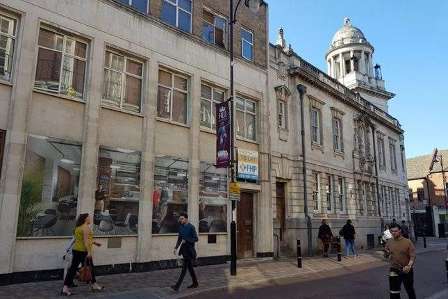Thumbnail Retail premises to let in Units 1 & 2, 1-3 Hotel Street, Hotel Street, Leicester