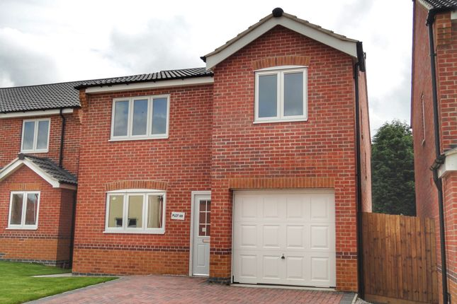 Thumbnail Detached house for sale in Merchant Drive, Leabrooks, Alfreton