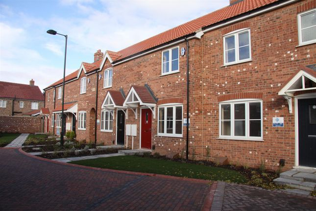 Thumbnail Terraced house for sale in The Jade, Hutton Way, Faldingworth