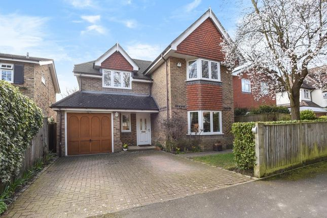 Thumbnail Detached house for sale in Bushey, Hertfordshire