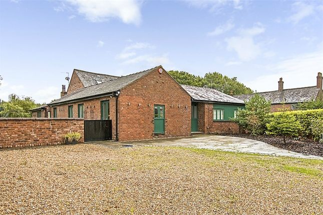 Thumbnail Semi-detached bungalow for sale in Ox Lane, Tarbock Green, Prescot, Merseyside