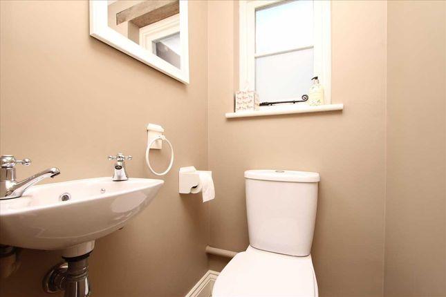 Cloakroom of The Street, Wherstead, Ipswich, Suffolk IP9