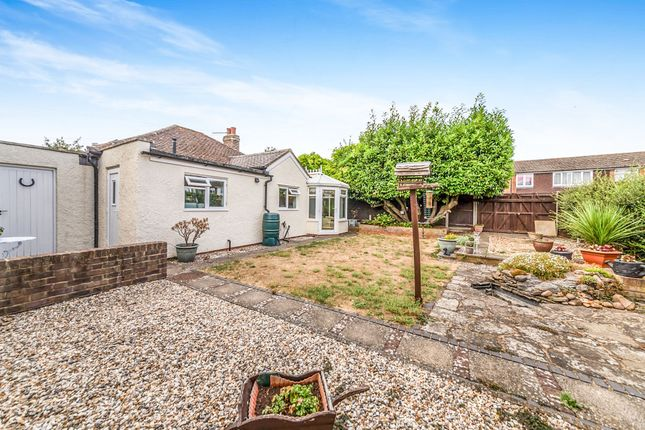 Thumbnail Detached bungalow for sale in Westmill Road, Ware