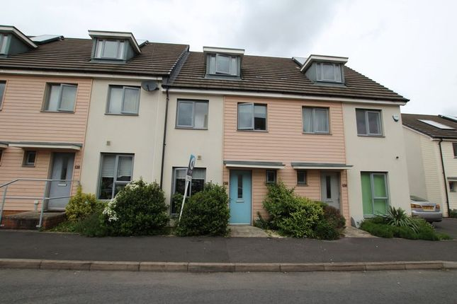 Thumbnail Terraced house to rent in Wider Mead, Bristol