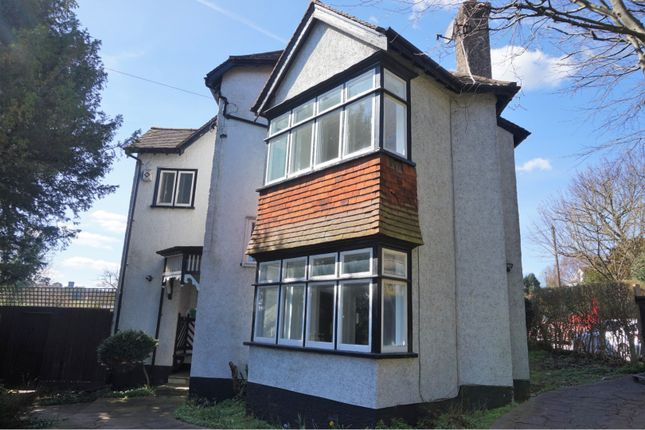 Thumbnail Semi-detached house for sale in Woodcote Grove Road, Coulsdon
