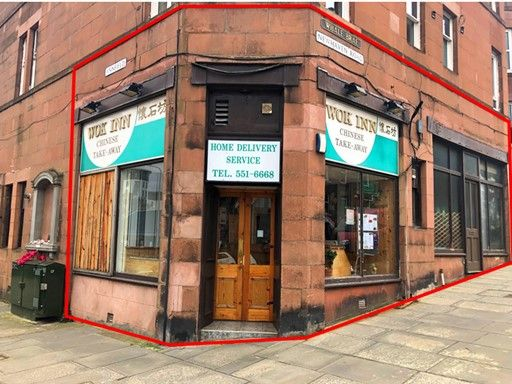 Thumbnail Restaurant/cafe to let in Newhaven Road, Edinburgh