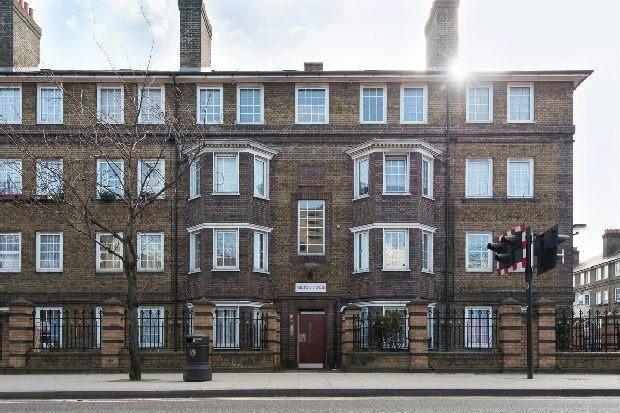 Thumbnail Flat to rent in Milton House, Roman Road, London