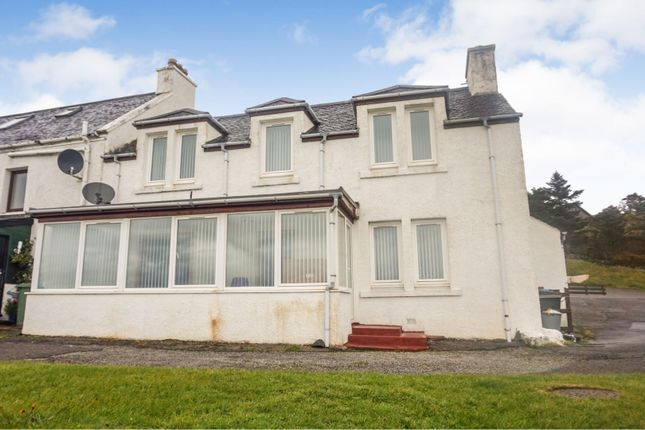 Thumbnail Semi-detached house for sale in Strath, Gairloch