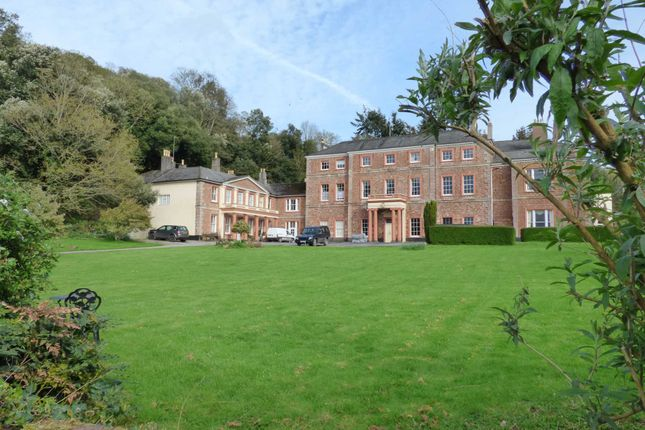 Thumbnail Flat for sale in Haccombe, Newton Abbot