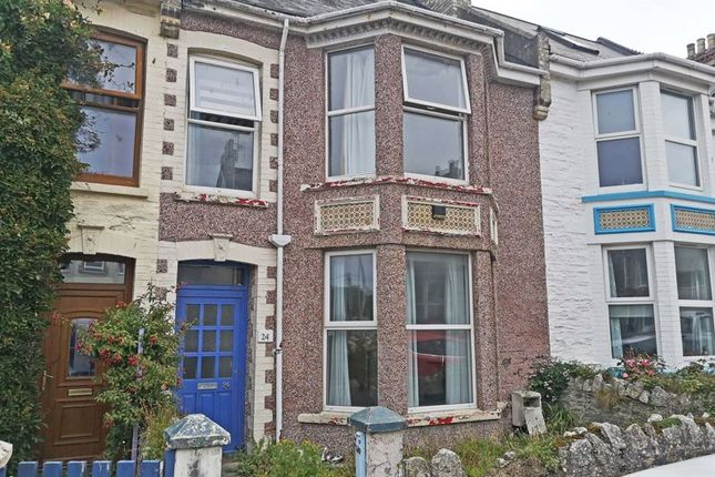 4 bed terraced house for sale in Fernhill Road, Newquay TR7