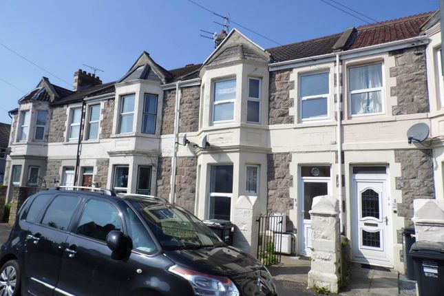 Thumbnail Flat to rent in Stanley Grove, Weston-Super-Mare, North Somerset