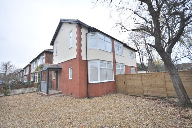 Thumbnail Detached house to rent in Galbraith Road, Didsbury