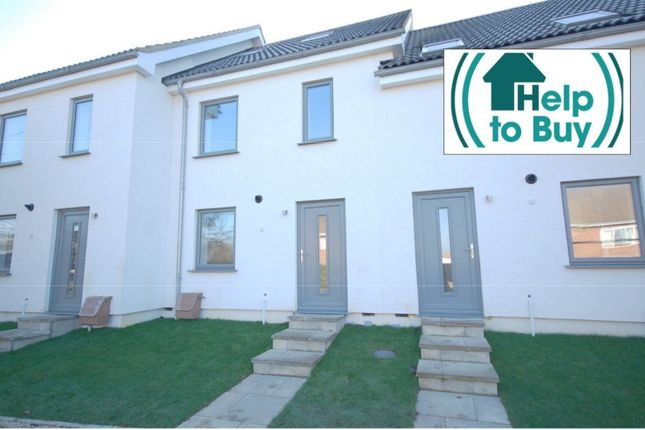 Thumbnail 3 bed terraced house for sale in 10 The Link, Louth