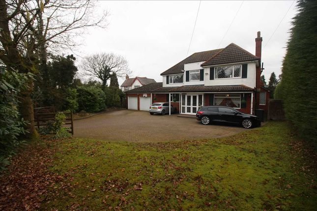 Thumbnail Detached house for sale in Frankley Green, Birmingham