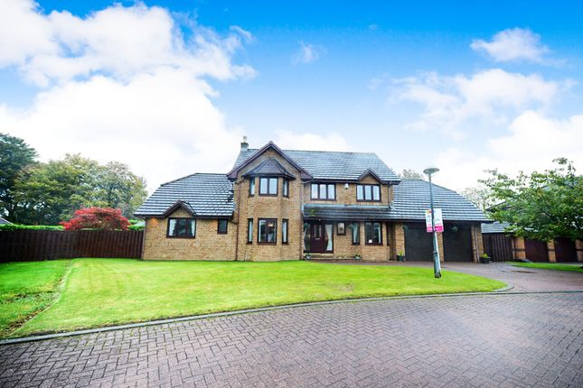 Thumbnail Detached house for sale in Tukalo Drive, Strathaven