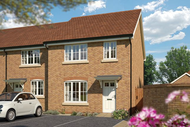 "Thumbnail Property for sale in ""The Hazel"" at Priory Fields, Wookey Hole Road, Wells, Somerset, Wells"