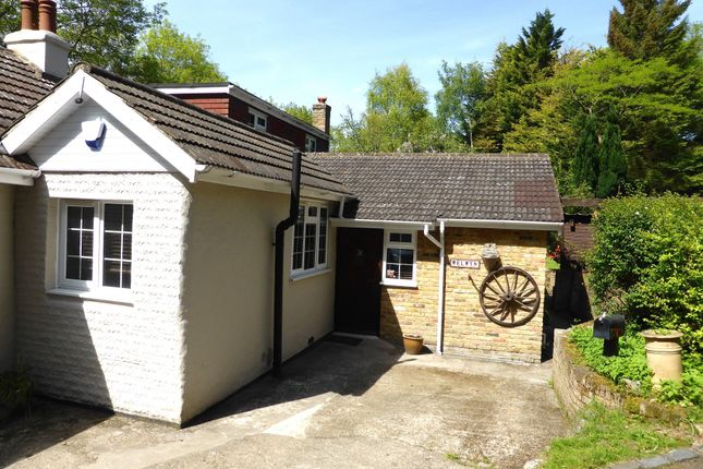 Thumbnail Detached house to rent in Berrys Green Road, Berrys Green, Westerham