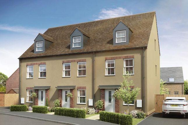 "Thumbnail Terraced house for sale in ""Kingsville"" at Bankside, Banbury"