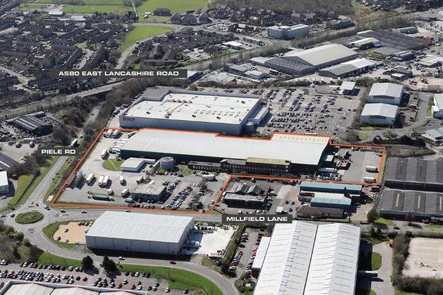 Light industrial to let in Millfield Lane, Haydock Industrial Estate, Millfield Lane, St. Helens, Merseyside