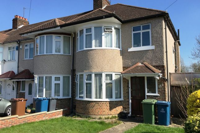 Thumbnail End terrace house for sale in Cannon Lane, Pinner