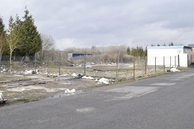 Thumbnail Land to let in Blackburn Road, Clayton Le Moors, Accrington