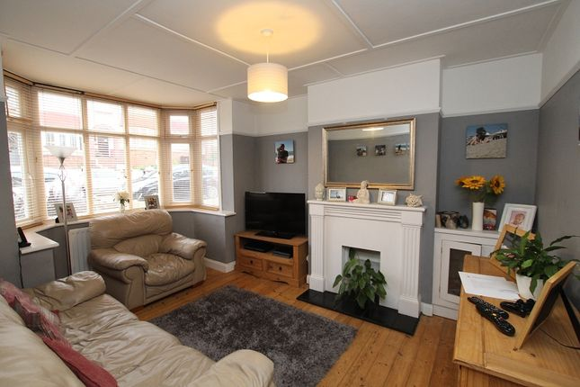 Thumbnail Terraced house for sale in Fairway Crescent, Portslade, Brighton, East Sussex.