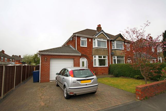 Thumbnail Semi-detached house for sale in Highland Avenue, Penwortham, Preston