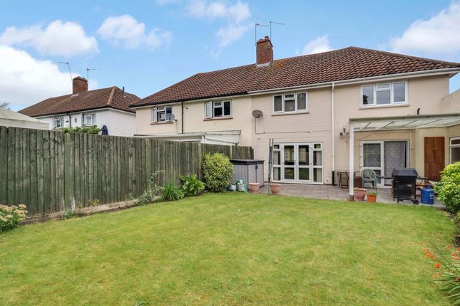 Thumbnail Semi-detached house for sale in Hawthorn Way, Shepperton