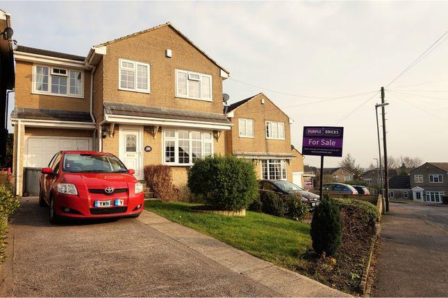 Thumbnail Detached house for sale in Oak Rise, Cleckheaton