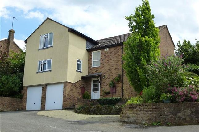 Thumbnail Detached house for sale in Brookside, Stanwick, Wellingborough