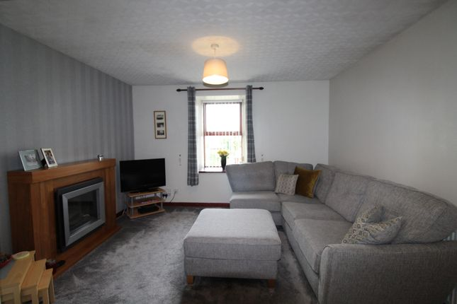 Thumbnail Flat for sale in Old Mill Court, Buckie