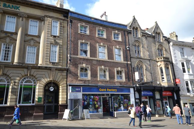 Thumbnail Flat to rent in Market Place, Durham