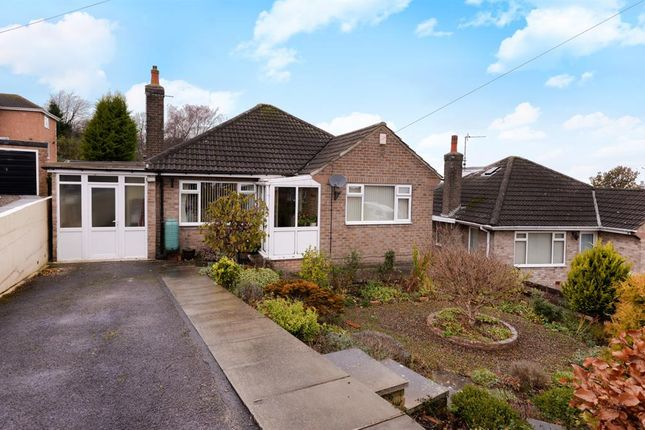 Thumbnail Detached bungalow for sale in Ripley Drive, Harrogate
