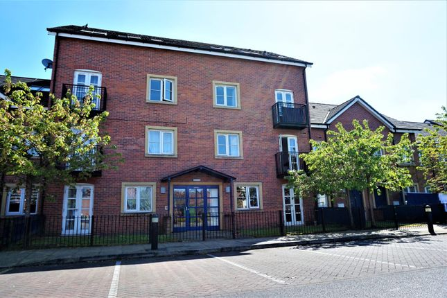 Thumbnail Flat for sale in Raby Street, Manchester