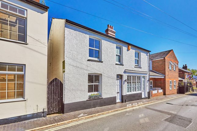 Thumbnail End terrace house for sale in Albert Street, St Albans, Hertfordshire