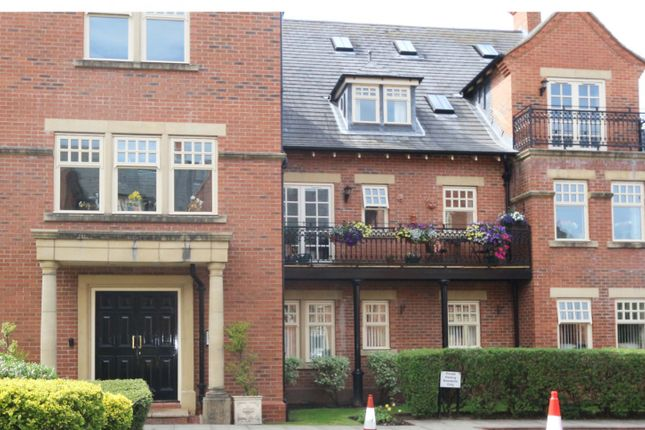 Thumbnail Maisonette to rent in Admiral Collingwood Court, Morpeth