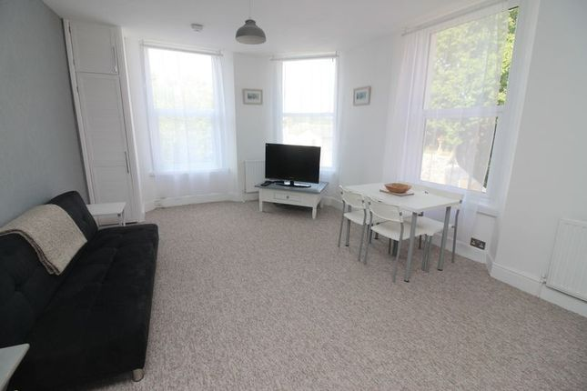 Living Room of Church Street, Paignton TQ3