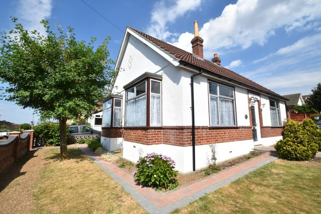 Thumbnail Detached bungalow to rent in Solent Road, Cosham, Portsmouth, Hampshire
