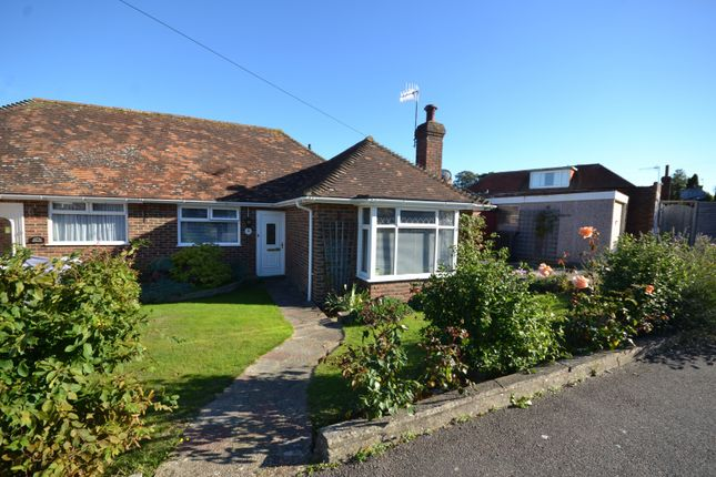 Thumbnail Bungalow for sale in Grange Court Drive, Bexhill On Sea