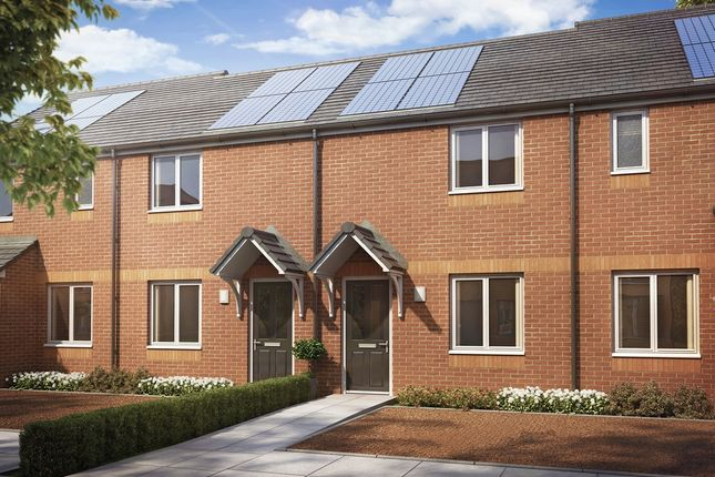 """2 bedroom terraced house for sale in """"The Portree"""" at Colliery Lane, Whitburn, Bathgate"""