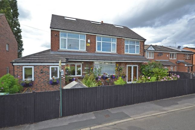 5 bed detached house for sale in Mill Lane, Chickenley, Dewsbury