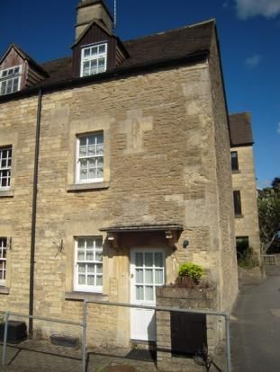 Thumbnail End terrace house to rent in Post Office Lane, Corsham