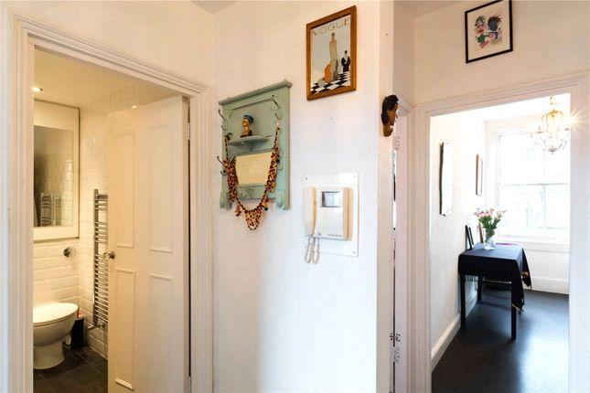 Hallway of Talbot Road, Notting Hill W2