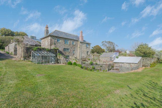 Thumbnail Land for sale in Sherford, Kingsbridge, Devon