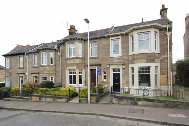 Thumbnail End terrace house to rent in 21 Claremont Road, Leith Links EH6,