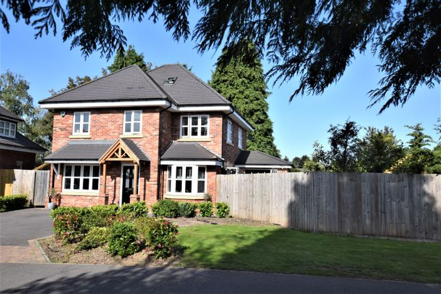 Thumbnail Detached house for sale in Packwood Mews, Knowle, Solihull